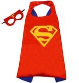 Superheld cape + masker