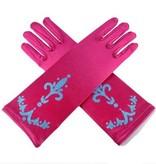 Prinses Elsa- Anna handschoenen - 1 maat