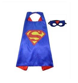 Superheld/Superman cape + masker