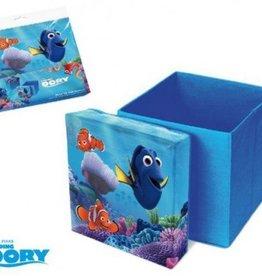 Disney Finding Dory opbergbox en pouf in 1