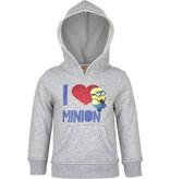 Minions Minions meisjes trui 3/98, 4/104, 6/116, 8/128