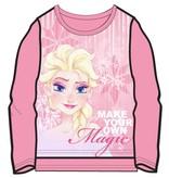 Disney Frozen Elsa - roze longsleeve 2/92, 3/98,  4/104, 5/110, 6/116, 8/128 -