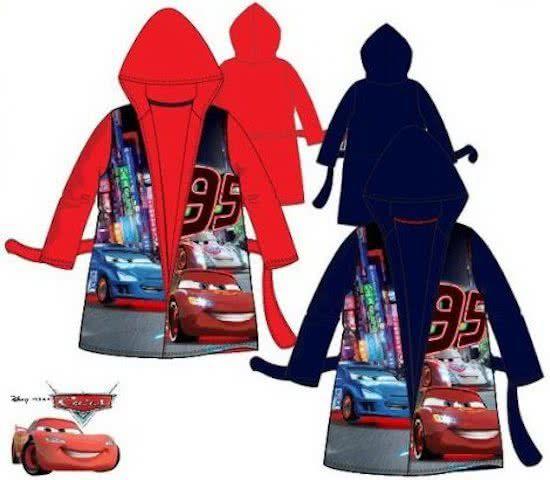 Disney Cars badjas 3/98, 4/104, 6/116, 8/128