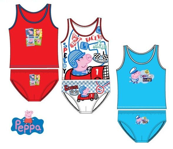 Peppa Pig Peppa Pig ondergoedset