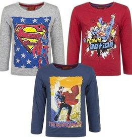 Superman Superman longsleeve - 3 kleuren