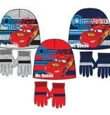 Disney Cars winterset handschoenen, muts  - maat 52, 54