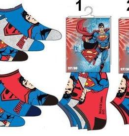 Superman Superman 3-pack enkelsokken