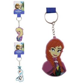 Disney Frozen sleutelhanger Anna, Elsa of Olaf