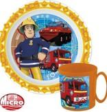 Brandweerman Sam Brandweerman Sam diner set