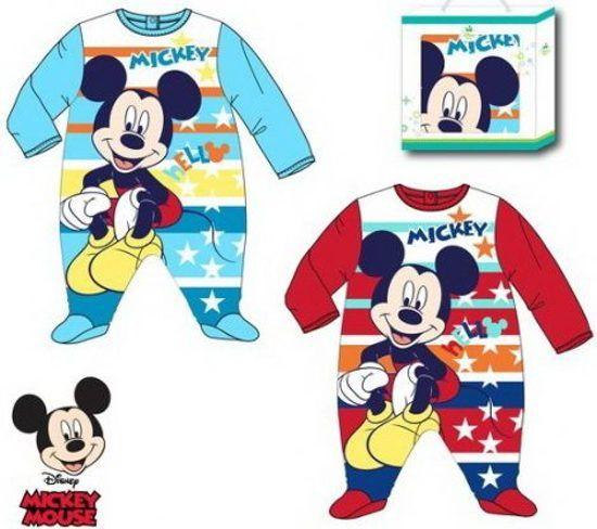 Disney Mickey Mouse pyjama 9, 12, 18, 24 maanden