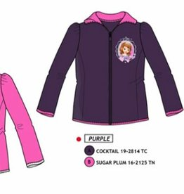 Disney Prinses Sofia fleece vest 98, 104, 110, 116