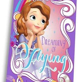 Disney Prinses Sofia  fleecedeken
