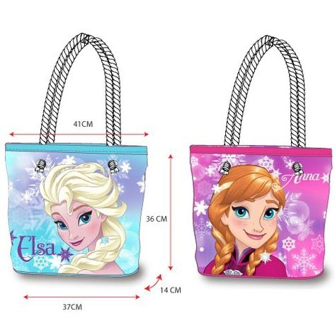 Disney Disney Frozen shoppingtas 41x36x14 cm