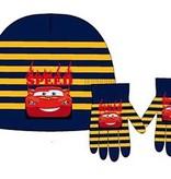 Cars  Cars winterset handschoenen, muts  - maat 52, 54