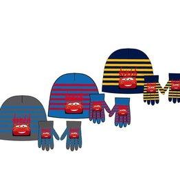 Disney Cars winterset - muts, handschoenen