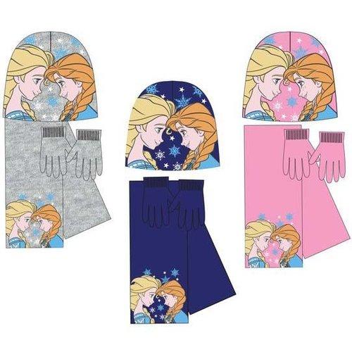 Disney Frozen winterset handschoenen, muts, sjaal - maat 52, 54