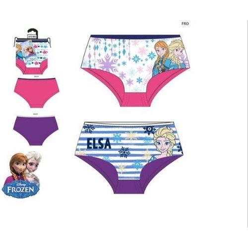 Disney Frozen ondergoed - 2 shorts