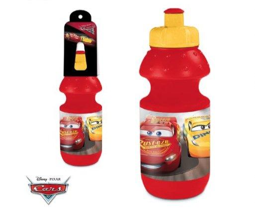 Cars  Cars drinkfles D6,5xH17,5 cm