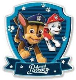Paw Patrol Paw patrol led nachtlamp muursticker