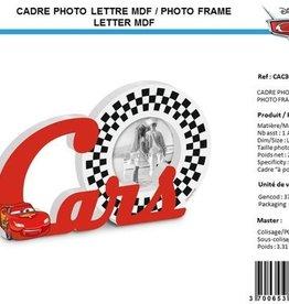 Disney Cars fotolijst