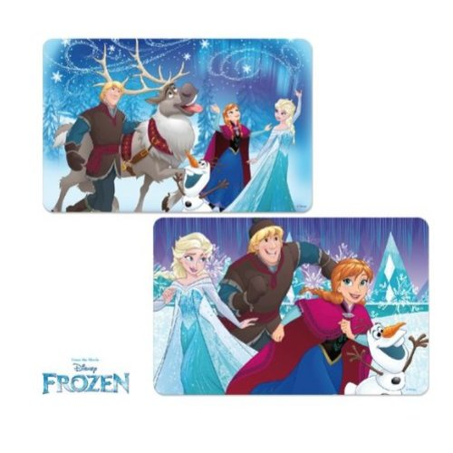 Disney Frozen 2 x 3D placemat