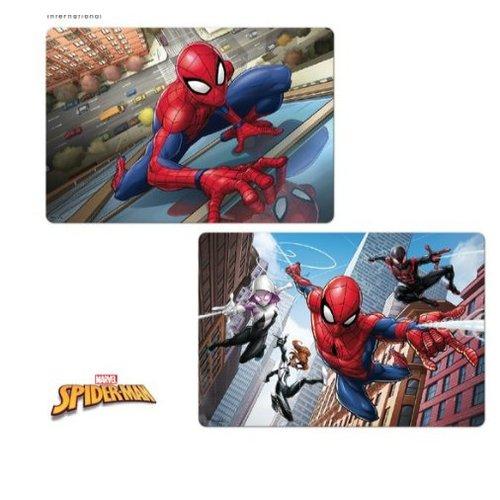 Marvel   Spiderman 2 x 3D placemat