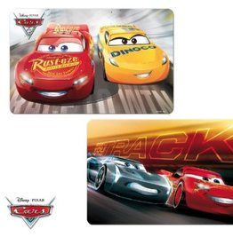Disney Cars 2 x 3D placemat