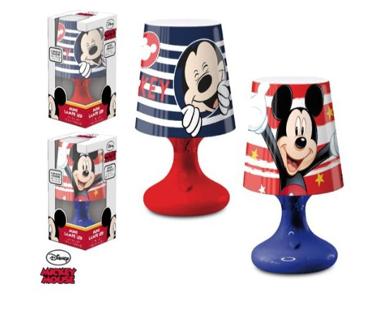 Disney Led lamp Mickey Mouse