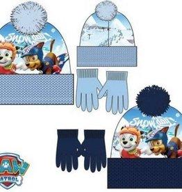 Paw Patrol Paw Patrol winterset - muts, handschoenen