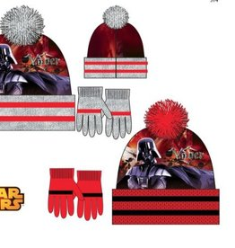 Disney Star Wars wintermuts + handschoenen