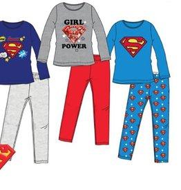 Superman Superman meisjes pyjamaset