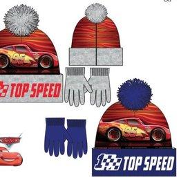 Cars  Cars wintermuts + handschoenen
