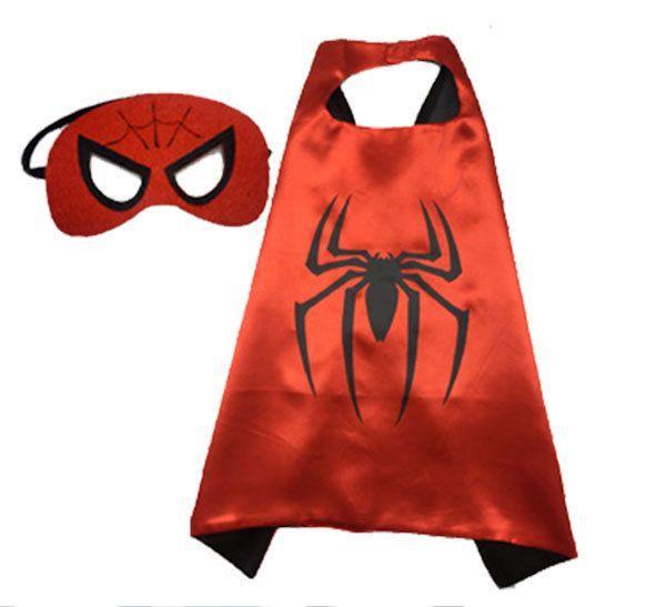 Superheld verkleedpak maat S, M, L