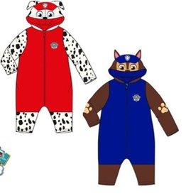 Paw Patrol Paw Patrol onesie/pyjama  + gratis sleutelhanger