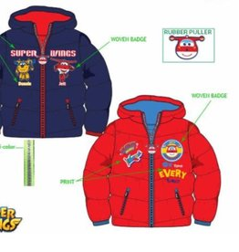 Disney Super Wings winterjas