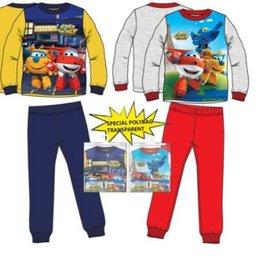 Disney Super Wings pyjama - 116 - 6 jaar