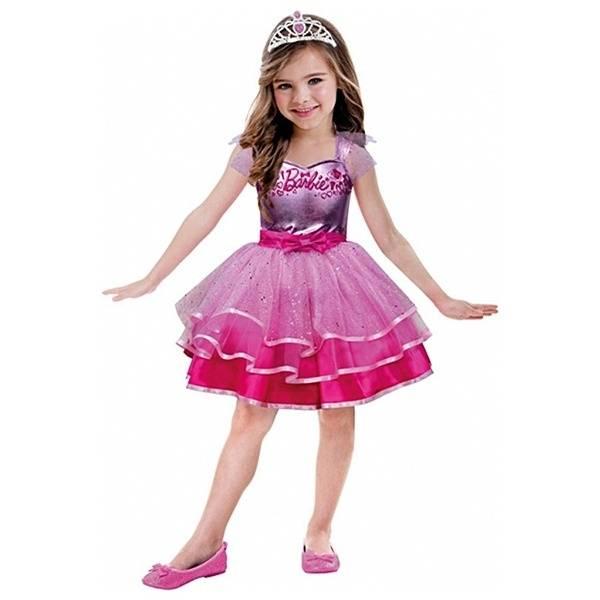 Barbie Barbie ballet jurk 2/3 jaar, 3/5 jaar