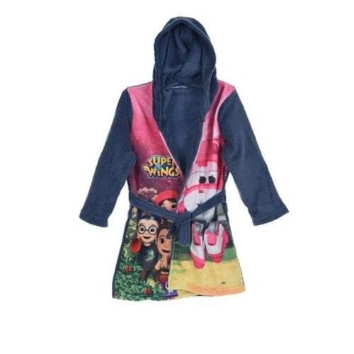 Disney Super Wings badjas maat 98, 104, 110, 116