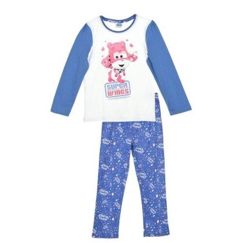 Disney Super Wings pyjama maat 98, 104, 110, 116