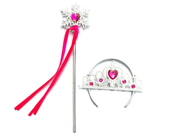 Frozen prinsessen accessoire set