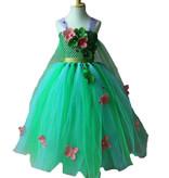 Frozen Fever Elsa groene prinsessenjurk