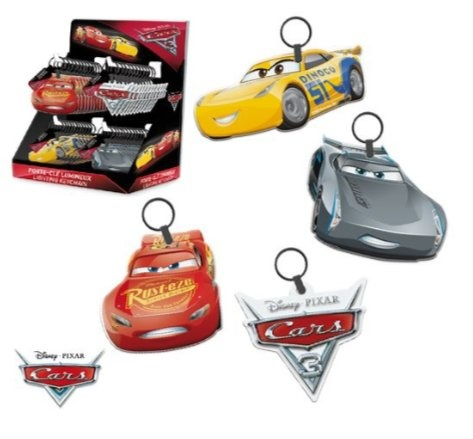 Disney Cars badjas + gratis sleutelhanger 3/98, 4/104, 6/116, 8/128