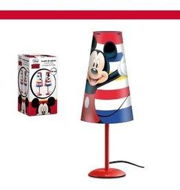 Mickey Nachtlamp Micky Mouse H 38 cm