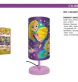 Disney Tangled Rapunzel nachtlamp 29cm