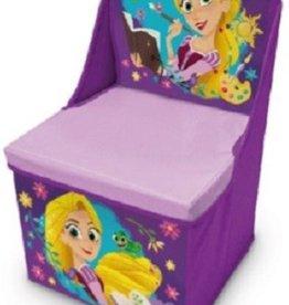 Disney Rapunzel opvouwbare opbergstoel