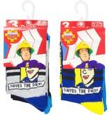 Brandweerman Sam Brandweerman Sam 6 paar sokken mt 23/26, 27/30, 31/34