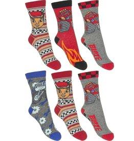 Disney Blaze 6 paar sokken
