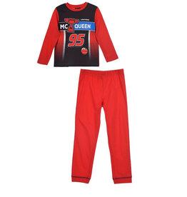Disney Cars pyjamaset - rood / blauw - katoen