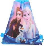 Frozen Elsa jurk - ijssterren 86/92, 98/104, 110, 116/122, 128/134