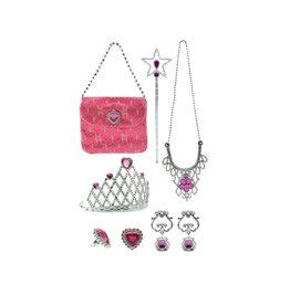 Toi-Toys Prinsessen juwelen set - 8 delig